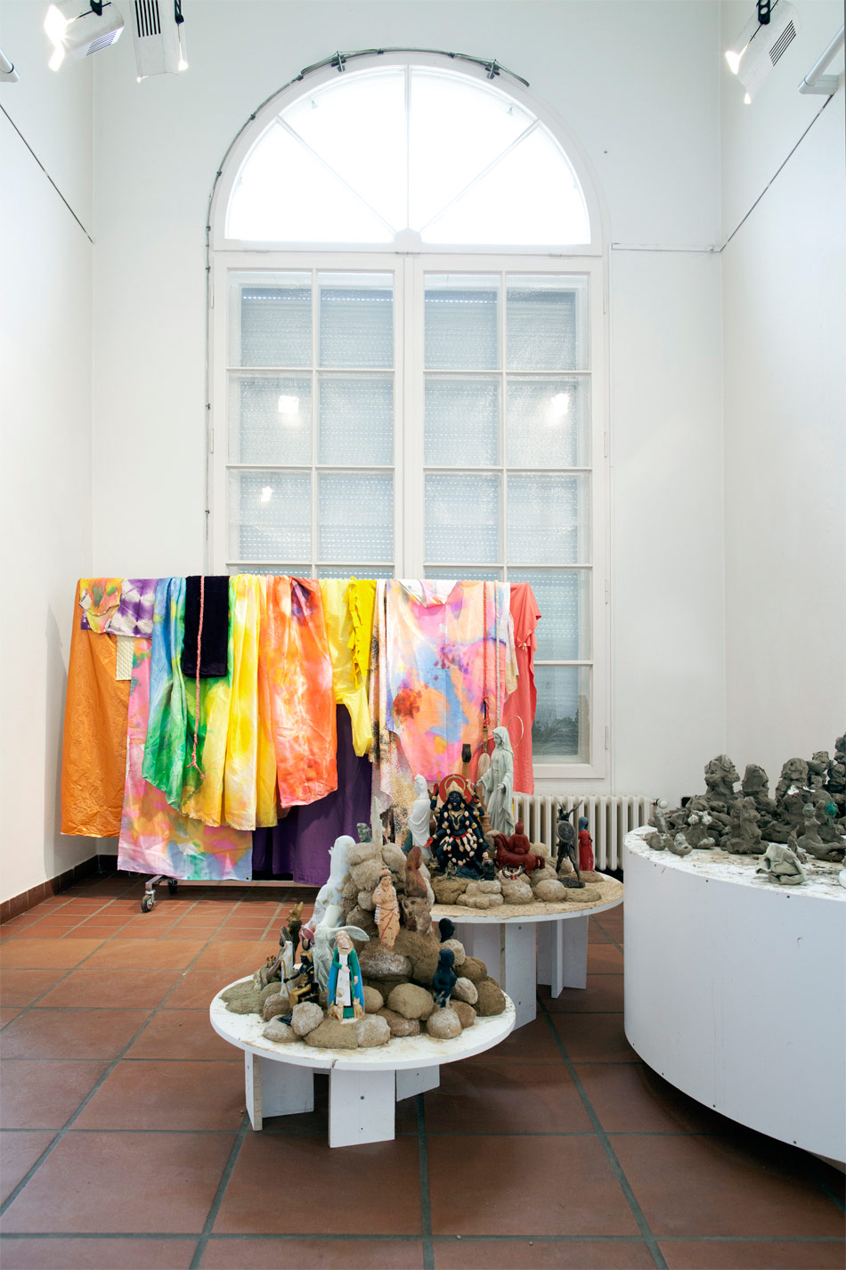 J&K, ter Heijne, Ray, Under Her Spell, installation view, Galerie im Körnerpark, photos: Christina Dimitriades