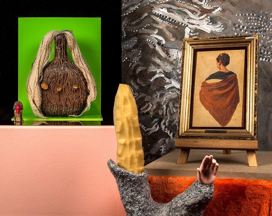 J&K, Social Practice II (Museum of O.O.O.), photo, 100x80cm, 2015, photo: Fabæk