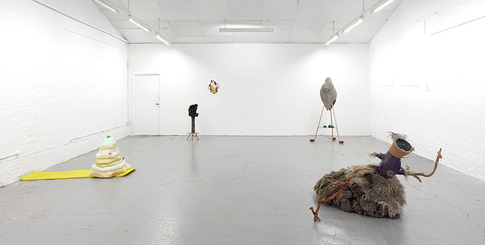 J&K, Soul Retrieval, installation view, photo: M.K. Jakobsen
